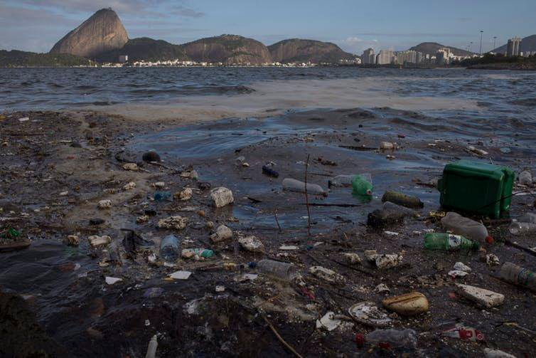 In a World Striving To Cut Carbon Emissions, Do the Olympics Make Sense?
