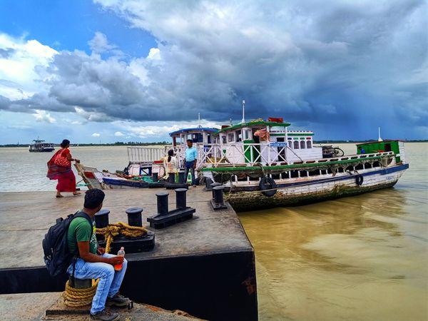 Ferry traveller thumbnail