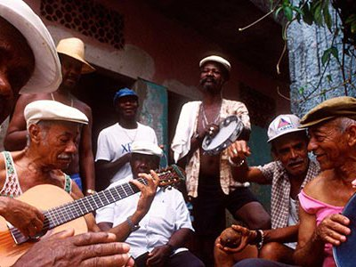 As musicians, locals and tourists converge in Lapa, it has become the musical heart of Rio de Janeiro.