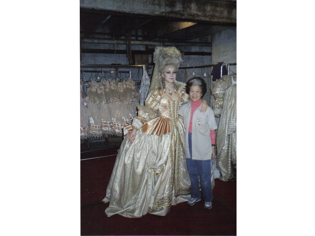 The Story of a Ballet Wardrobe Mistress