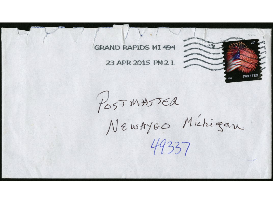 Mystery Solved: A Michigan Woman Says She Mailed Civil War Letters to the Post Office