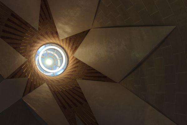 Segrada Familia's Skylight thumbnail