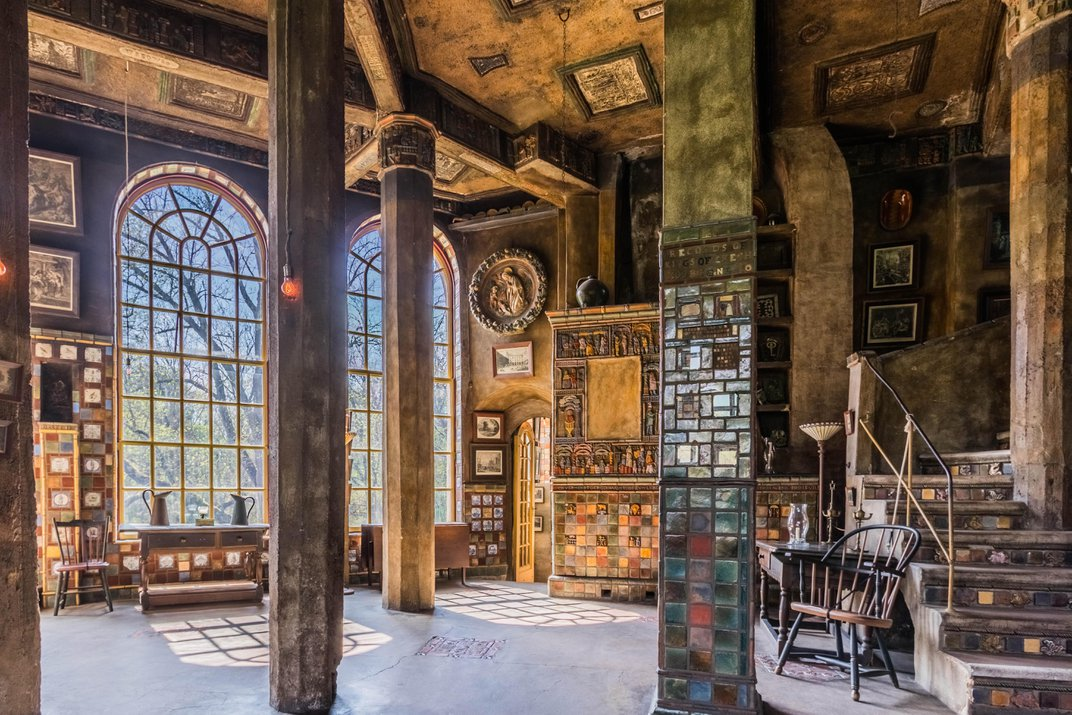 Take Virtual Tours of These Seven Historic Homes of American Artists