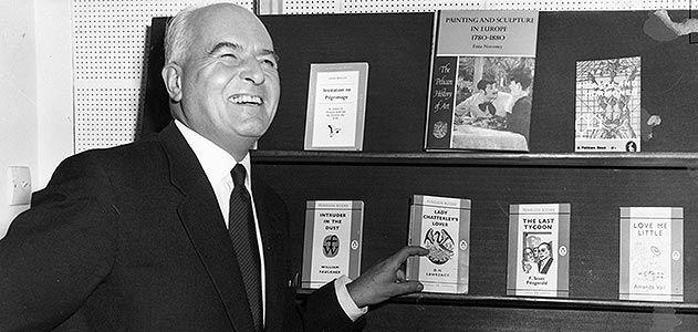 Sir Allen Lane Penguin Books