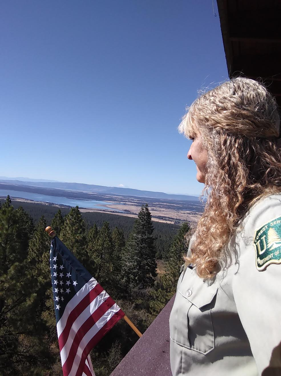 Female Fire Lookouts Have Been Saving the Wilderness for Over a Century