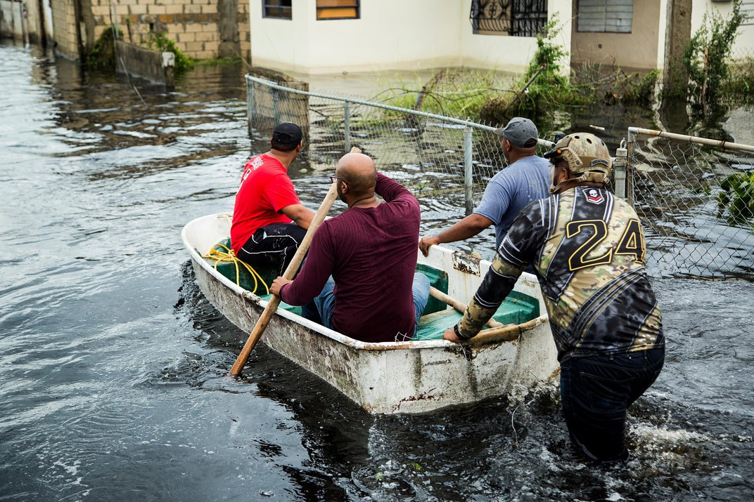 The Slow Recovery in Puerto Rico