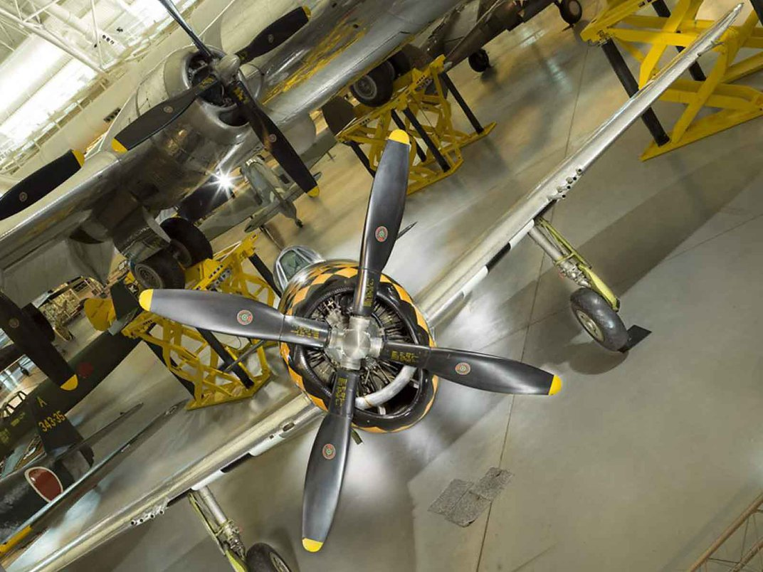 Why the P-47 Thunderbolt, a World War II Beast of the Airways, Ruled the Skies