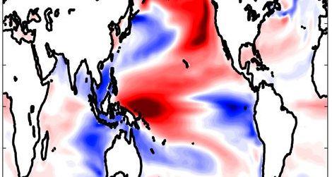 As part of the Pacific Centennial Oscillation