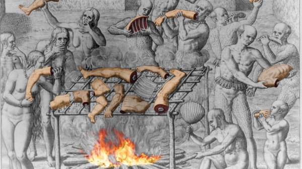 Preview thumbnail for Ask Smithsonian: Do Cannibals Still Exist?