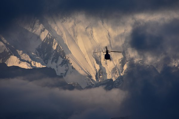 Flight through the eye of the Himalayan needle thumbnail