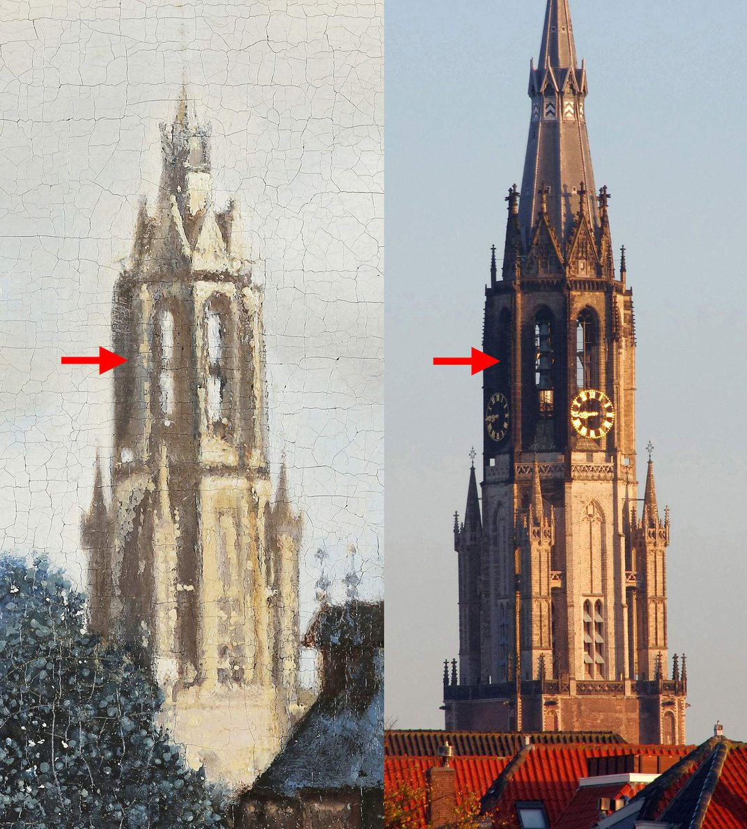 Astronomy Offers Fresh Look at Vermeer's 'View of Delft'