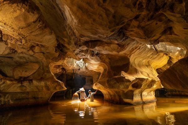 Cave Fishing thumbnail