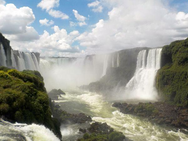 Iguacu Falls, Brazil thumbnail