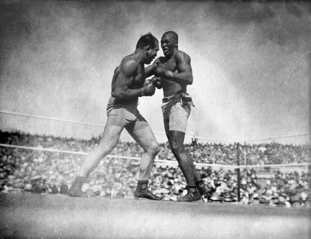 Looking Back at the Legacy of 'The Great White Hope' and Boxer Jack Johnson