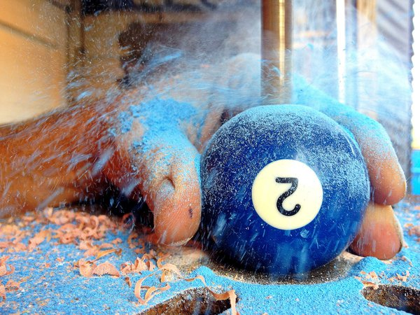 Pool Ball Knobstopper thumbnail