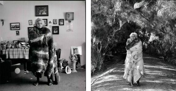 Sarah Rhodes' photographs capture a movement to revive aboriginal traditions.