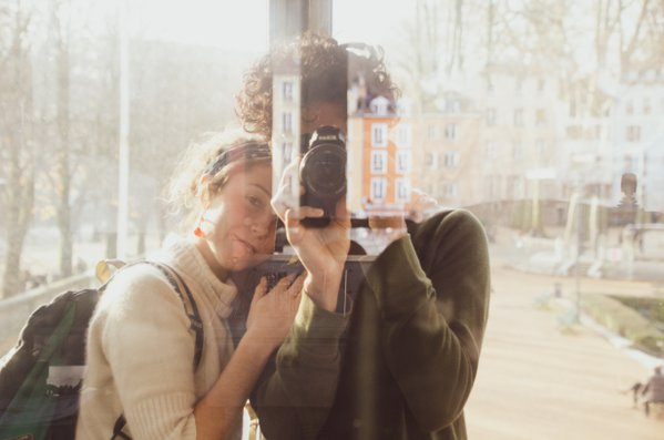 Self Portrait in France thumbnail