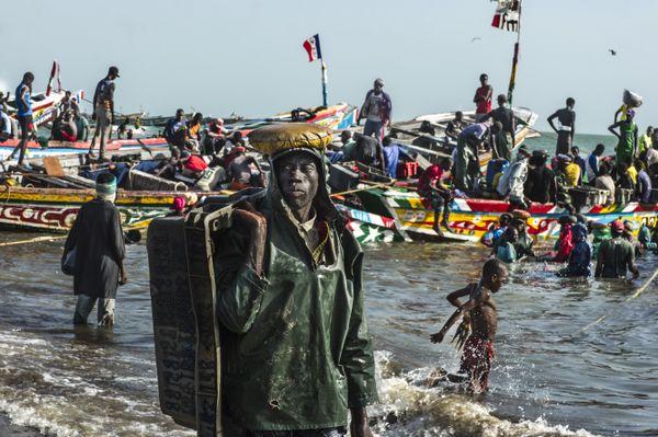 Senegalese fishermen thumbnail