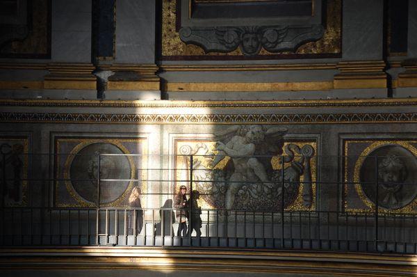 At St. Peter's Basilica thumbnail