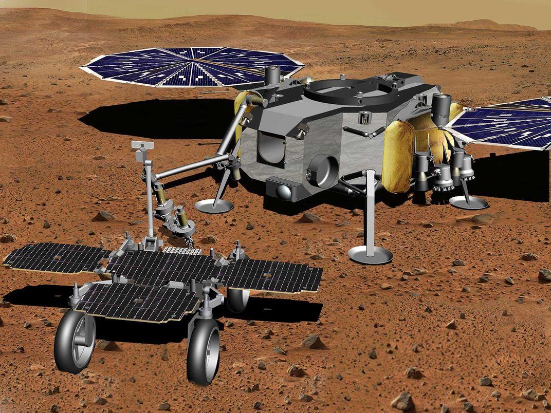Perseverance Kicks Off Elaborate Effort to Bring Mars Rocks to Earth