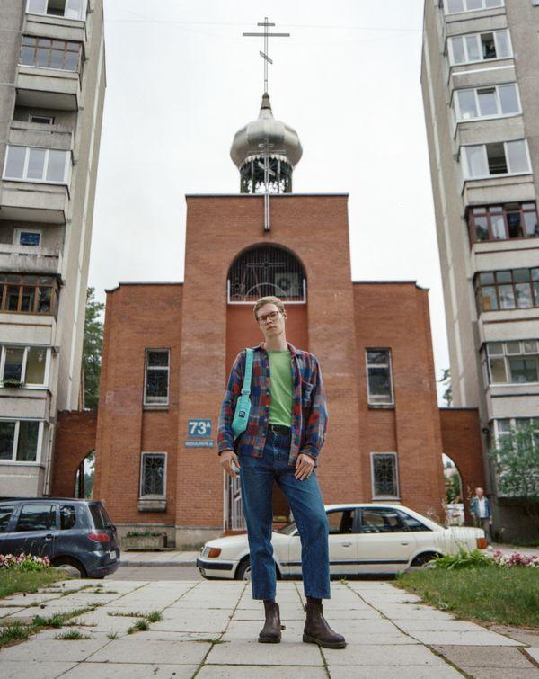 Daniil Tuzikas, born in 2000 thumbnail
