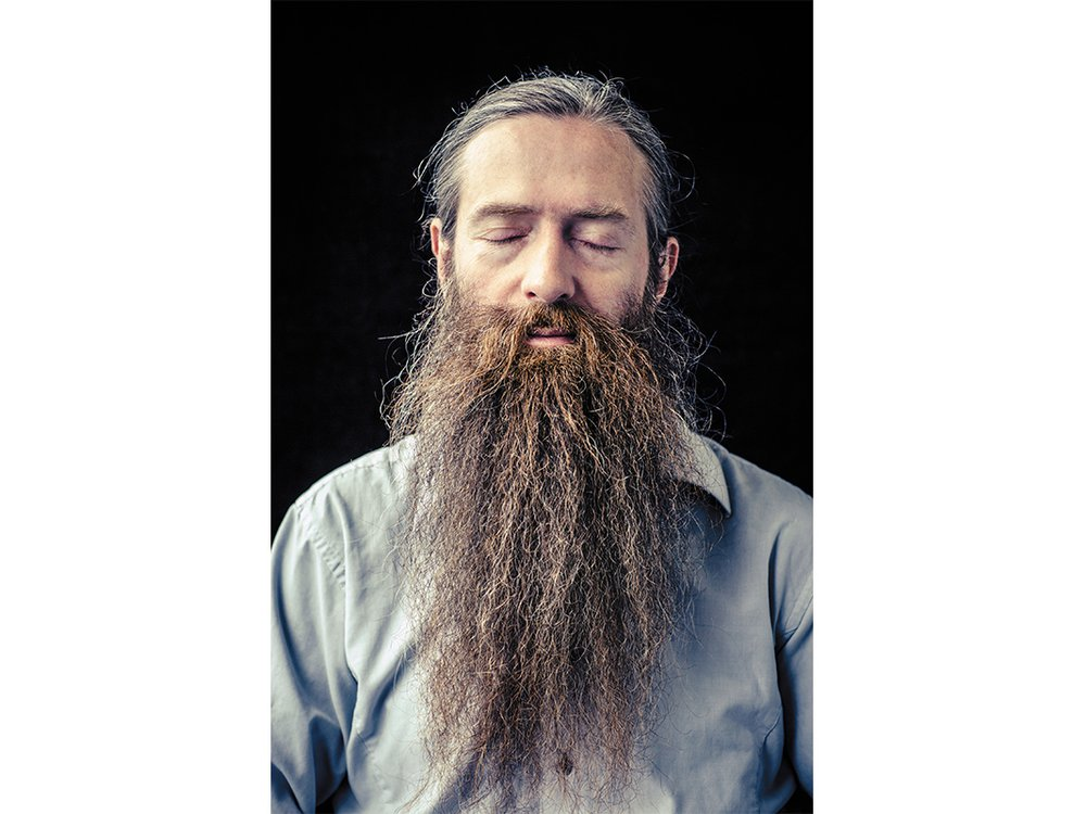 """Aubrey de Grey says, """"There's no such thing as aging gracefully."""""""