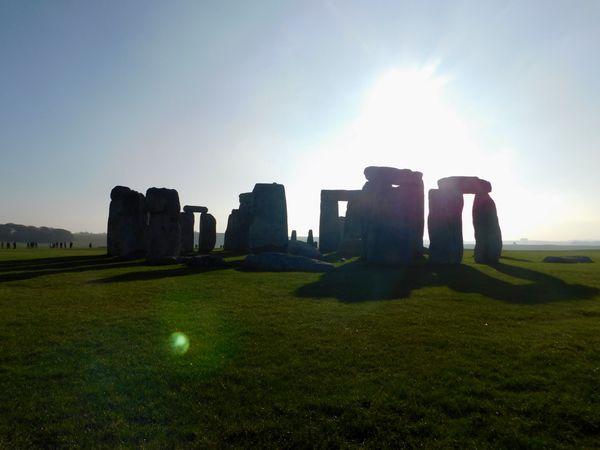 A Morning at Stonehenge thumbnail