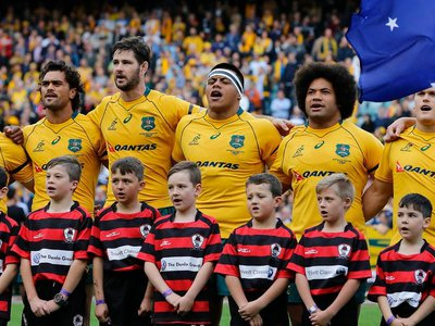 The anthem has become part of a conversation about Australia's relationship with its Indigenous citizens.