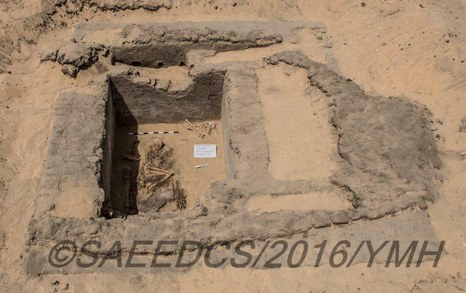 Newly Uncovered Ruins Reveal 7,000-Year-Old City in Egypt