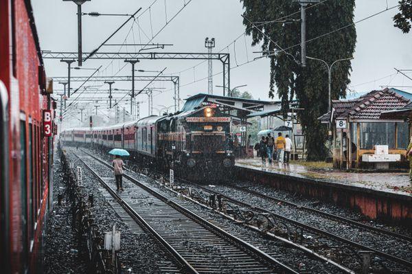 Train in Rain thumbnail