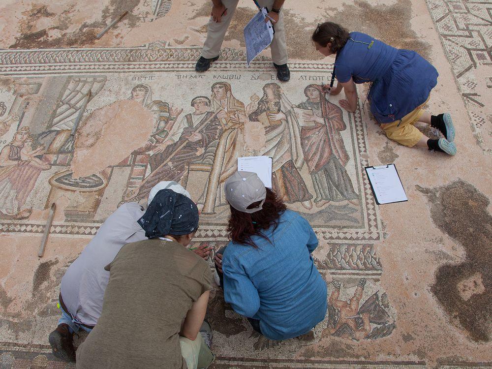 Phaphos Mosaic