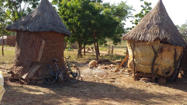 Homestead in Yako, Boure, Burkina Faso thumbnail