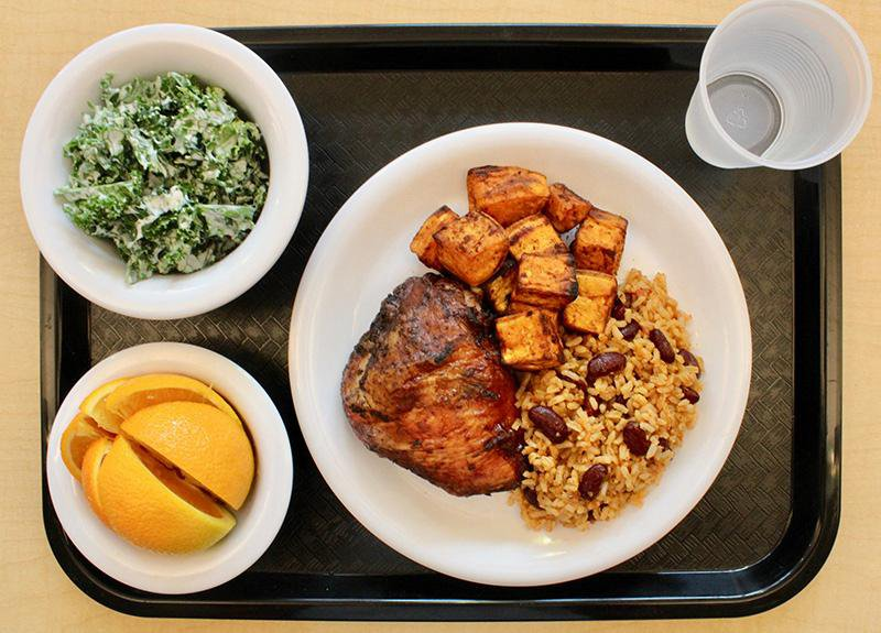 This Former Noma Chef Is Revamping the School Cafeteria