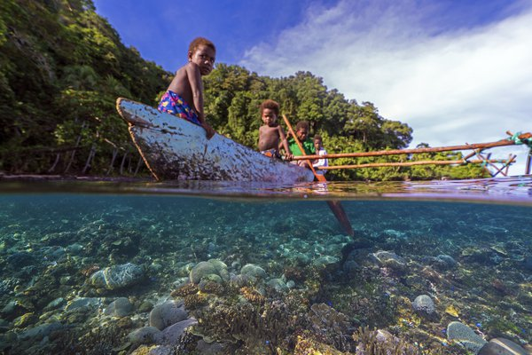 Life in Papua New Guinea thumbnail