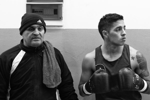 The coach and his fighter thumbnail