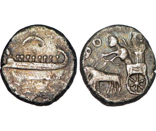 The advantages of coins as currency were clear.