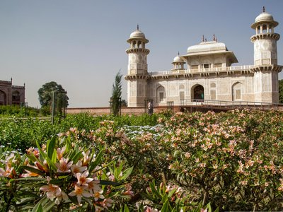 The Gardens of Agra