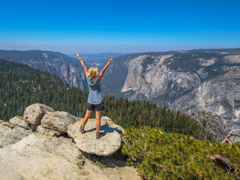 Yosemite summit