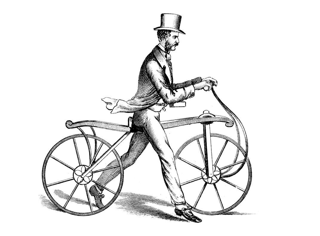 What the Fight Over Scooters Has in Common With the 19th-Century Battle Over Bicycles