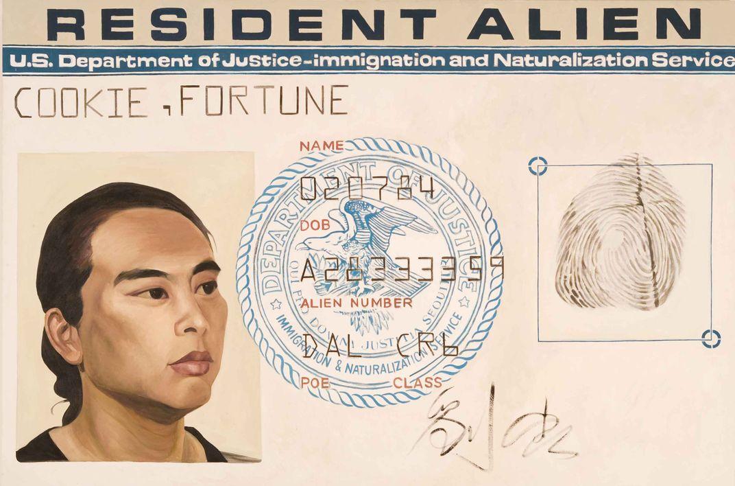The Revolutionary Portraiture of Hung Liu