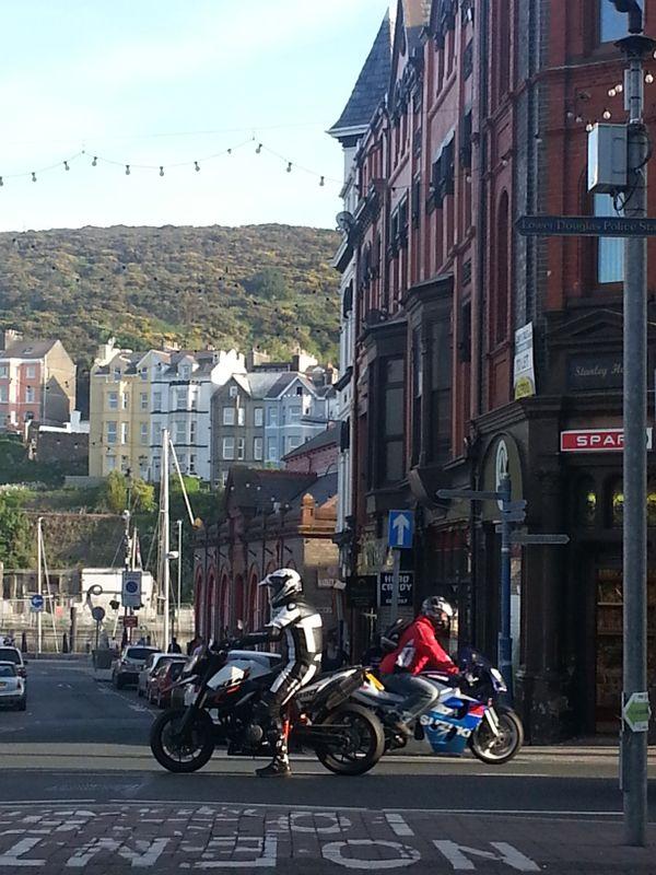 TT Races on the Isle of Man thumbnail