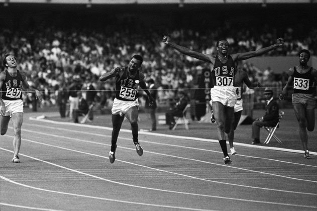 Tommie Smith, Track and Field