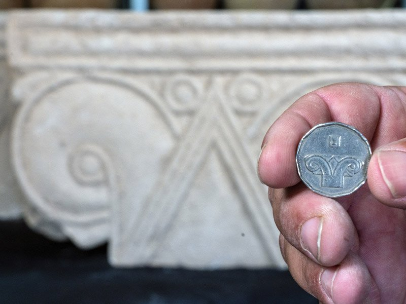 Remnants of Ancient Palace Discovered in Jerusalem