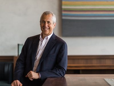 Restaurateur Danny Meyer will talk about bringing Manhattan style to D.C. dining at the Smithsonian on February 20. (Daniel Krieger)