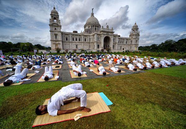 Morning of Yoga Day thumbnail