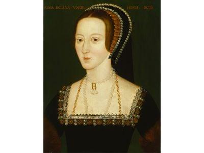 Anne Boleyn was the only Tudor figure beheaded with a sword instead of an ax.