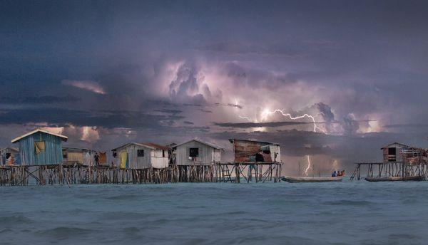 Storm over the Gypsies Shacks thumbnail