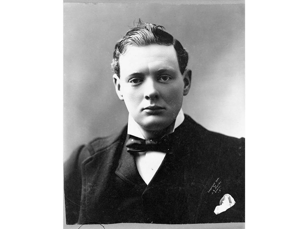 Even When He Was in His 20s, Winston Churchill Was Already on the Verge of Greatness