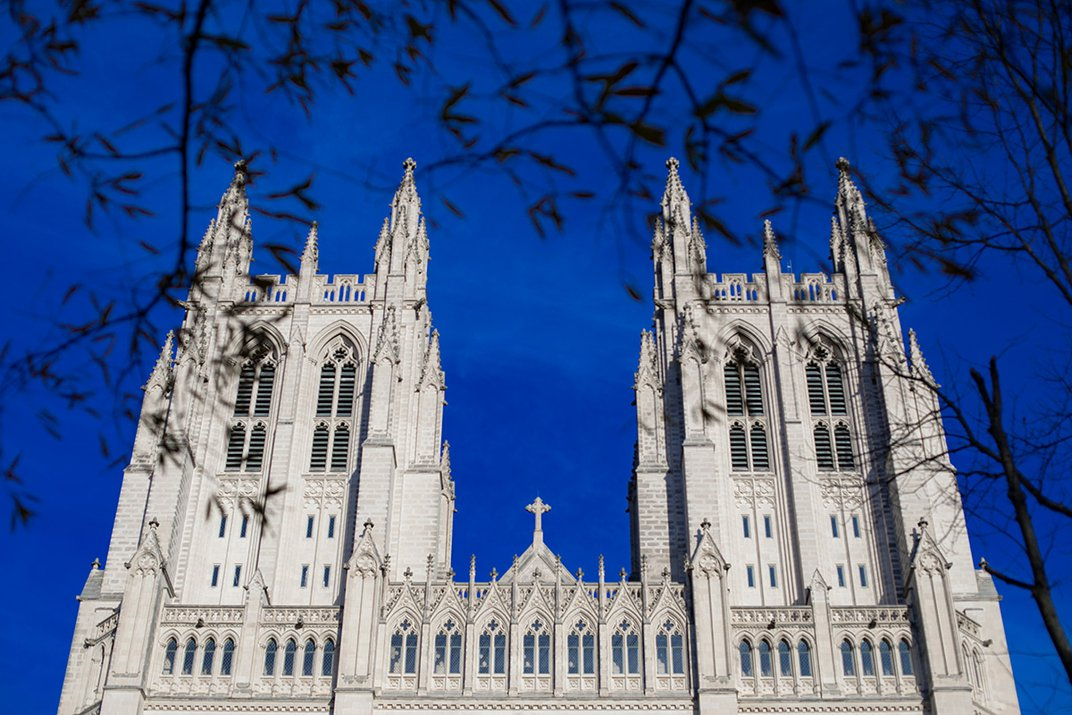 The Decades-Long Journey to Restore the National Cathedral