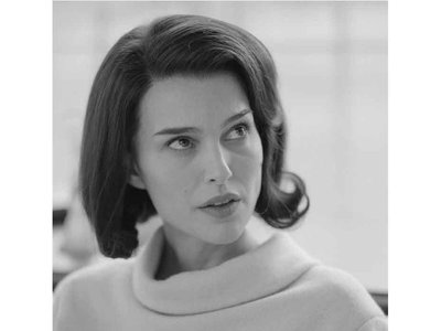 Natalie Portman as Jacqueline Kennedy in the new film Jackie directed by Pablo Larraín.